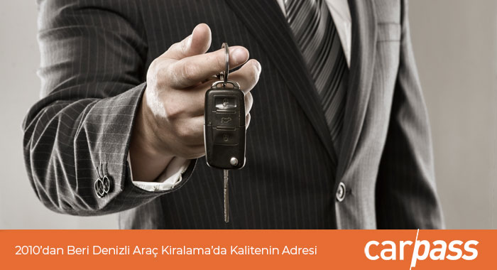 Bilge Rent A Car - Denizli Rent A Car